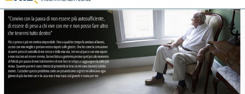 Incontinenza fecale: è online il nuovo sito THD